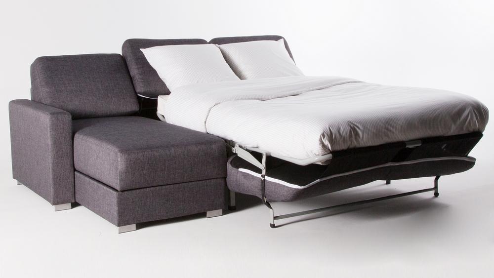 Canape Qui Fait Lit intérieur Matelas Bz 160X200 Ikea
