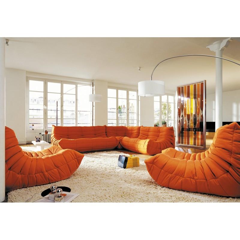 Canapé Sofa Togo - Michel Ducaroy - Inno Design serapportantà Canapé Togo Destockage