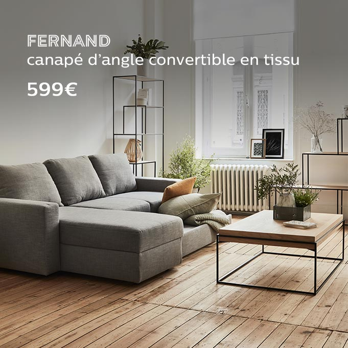 Canapé : Vente En Ligne De Canapés Design | Alinea avec Lamo Alinea