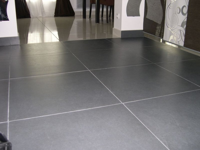 Carrelage Anthracite 33X33 - Atwebster.fr - Maison Et Mobilier pour Carrelage Metro Gris Anthracite