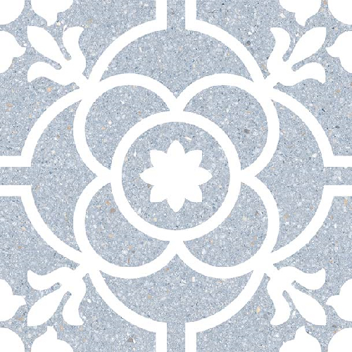 Carrelage Style Pop/Seventies, Inspiration Art Déco 20X20 ... destiné Magasin Tile Expert