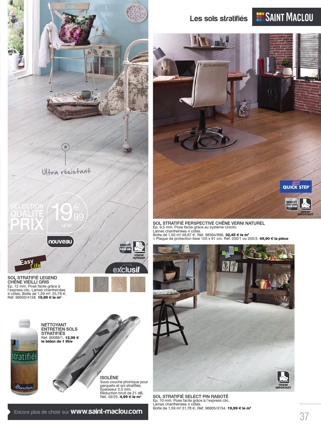 Catalogue Saint Maclou - Collection 2013/2014 By Joe ... tout Isolene 49/25