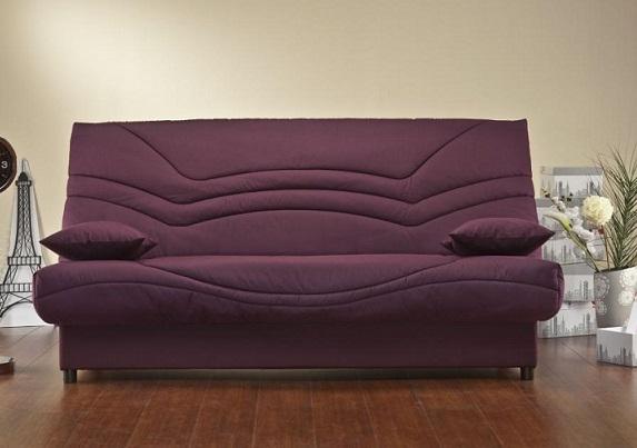 Comment Choisir Un Canapé Clic-Clac - Maison Mobilier Jardin tout Housse De Clic Clac New York Conforama