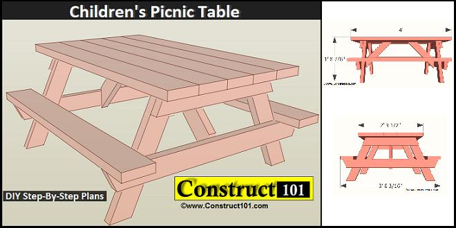 - Construct101 destiné Plan Table Picnic Pdf