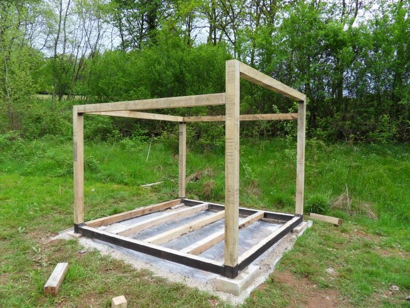 Construction Abri Jardin - Cabanes Abri Jardin avec Abri Moto En Palette