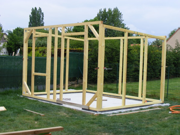 Construire Cabane Jardin intérieur Cabane En Dur