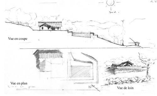Construire Une Piscine Dans Un Jardin En Pente (Avec ... destiné Gertrud+Franck+Plan+Jardin