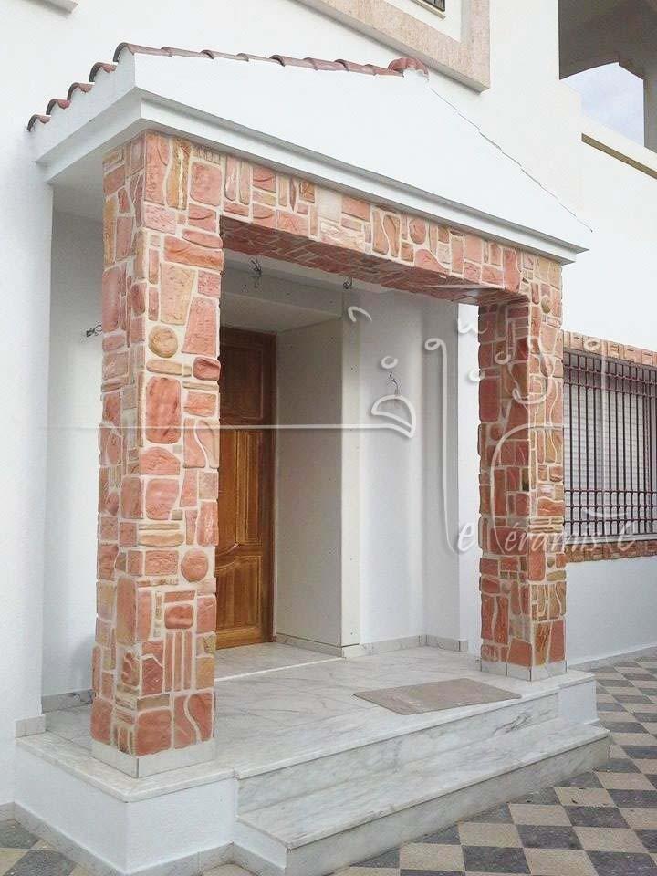 Contactez Nous:+ 216 22 988 330 Le_Ceramiste@Hotmail destiné Decoration Mur Exterieur Maison En Tunisie