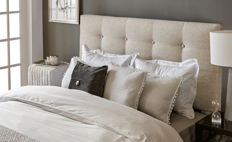 Create Your Dream Bed - Headboards And Complete Beds By ... concernant Lit Chez But