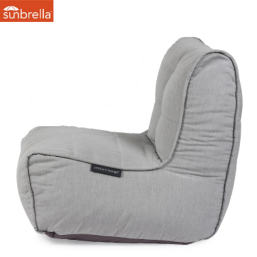 Кресло Мешок Для Улицы Evolution Chaise™ - Maldives Grey ... pour Chaise Oceania But
