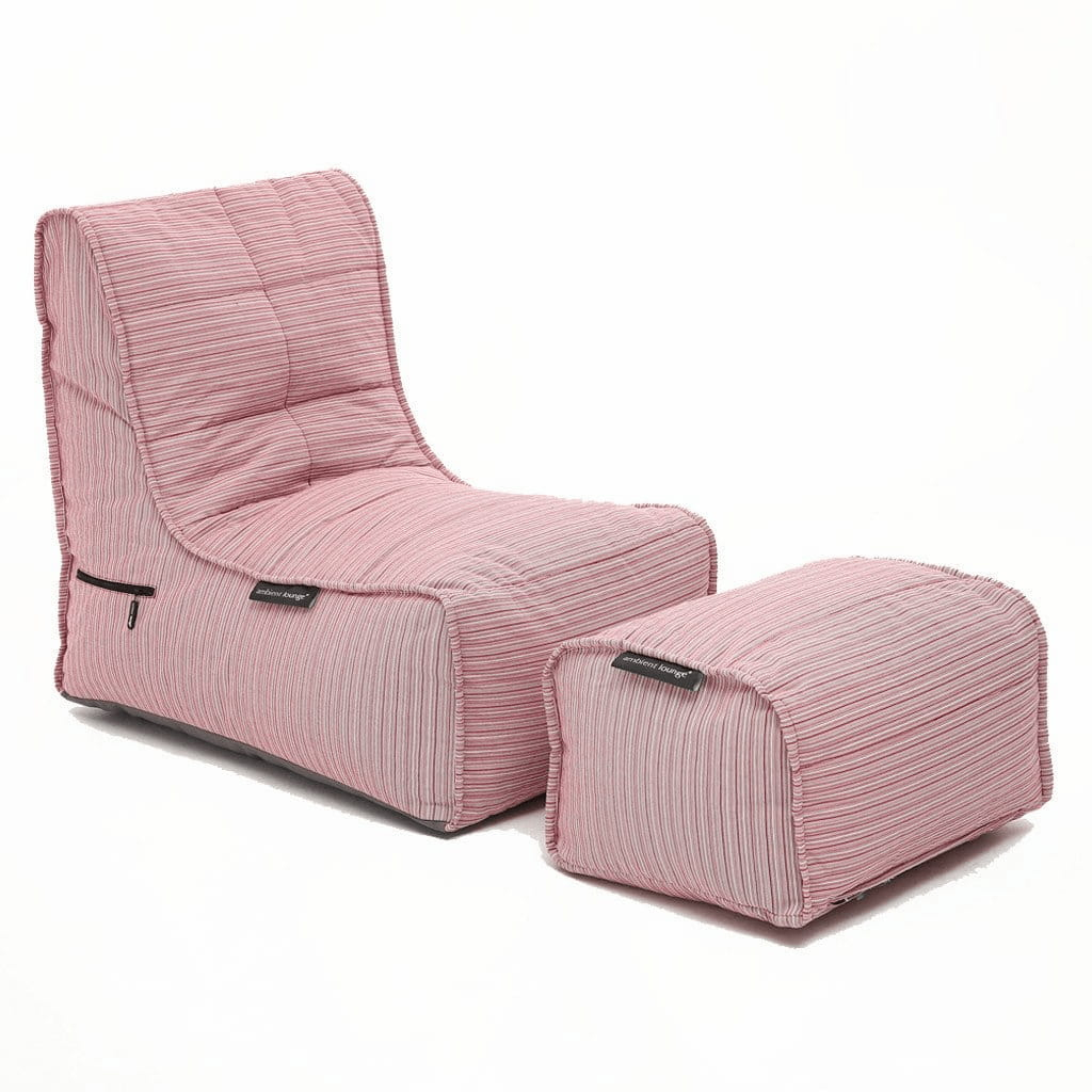 Кресло Мешок И Пуф Для Улицы Evolution Chaise - Raspberry ... destiné Chaise Oceania But