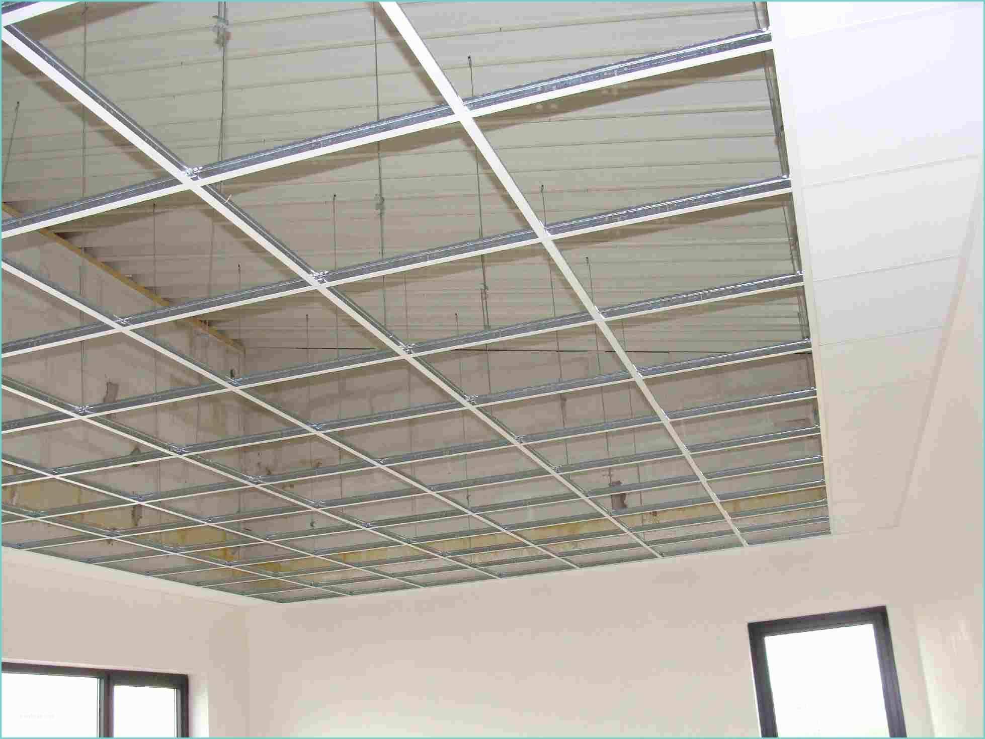 Dalle Led 60×60 Brico Depot Cuisine Faux Plafond Dalles Ou ... à Dalle Plafond Suspendu 60X60 Brico Depot