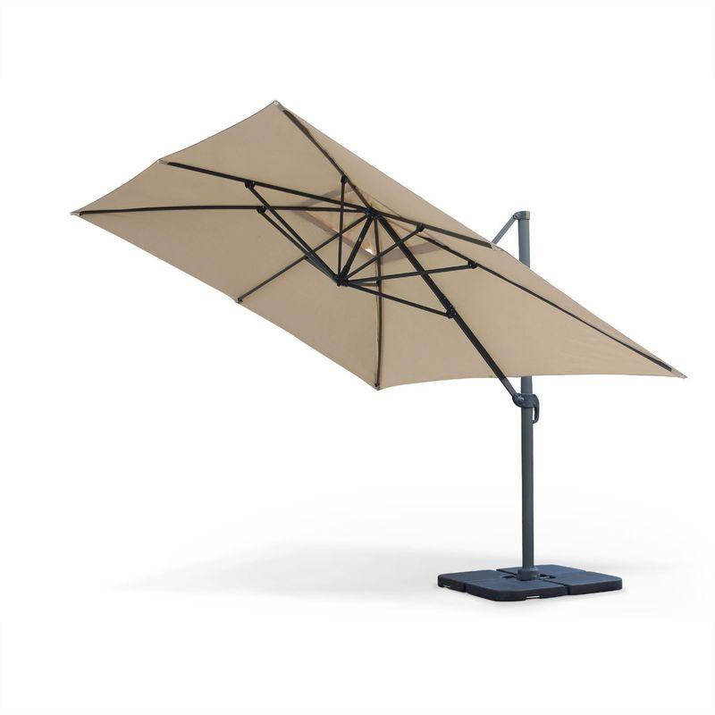 Dalle Lestage Parasol Gifi avec Gifi Dalle Clipsable