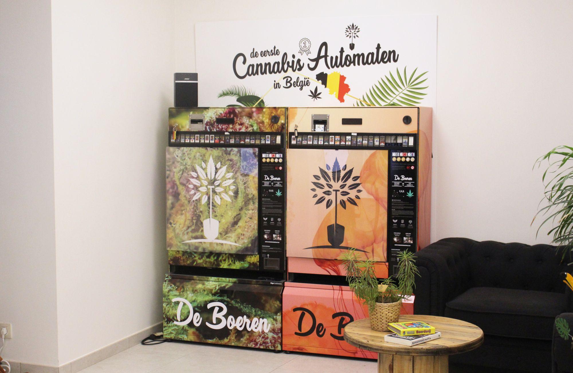 De Boeren: Le Parfait Exemple D'Un Magasin De Cannabis ... serapportantà Magasin Tile Expert