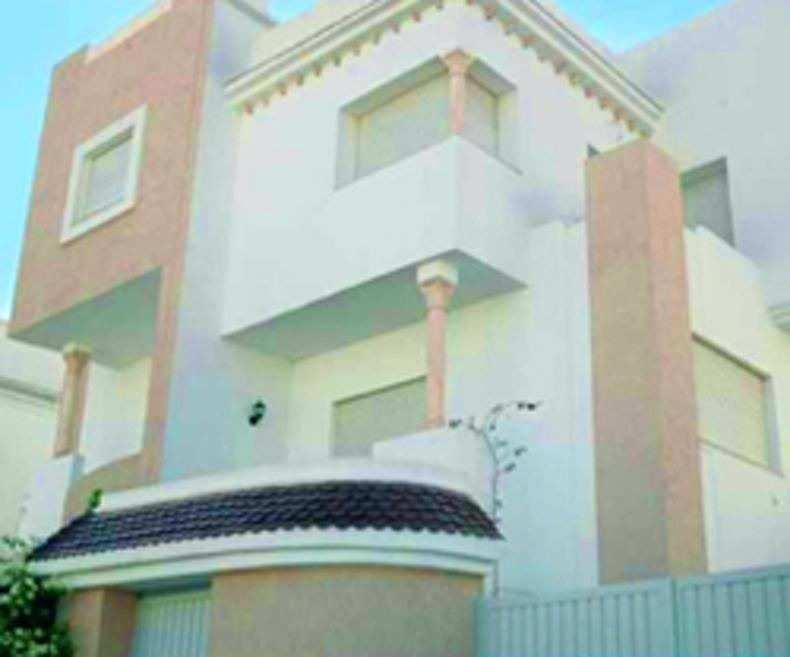 Decoration Exterieur Facade Maison Tunisie - Le ... destiné Decoration Mur Exterieur Maison En Tunisie
