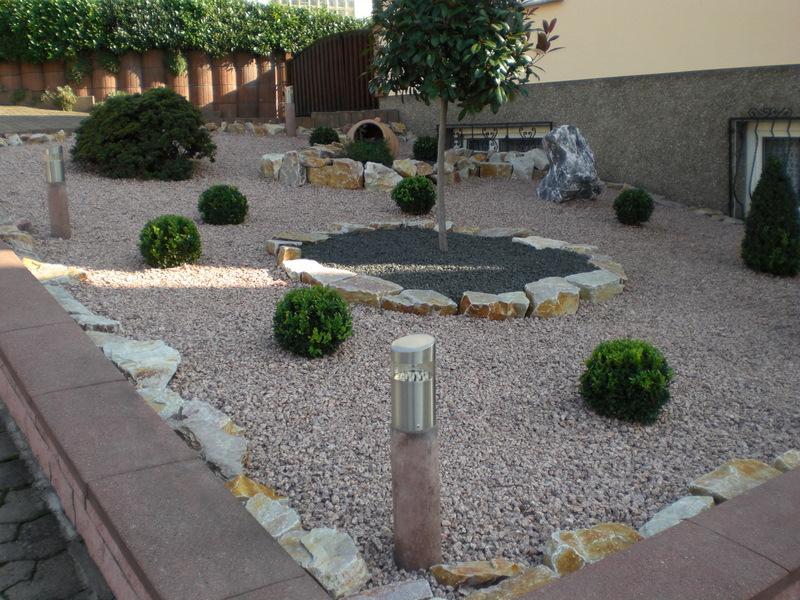 Decoration Jardin Ecorce à Gravier Castorama