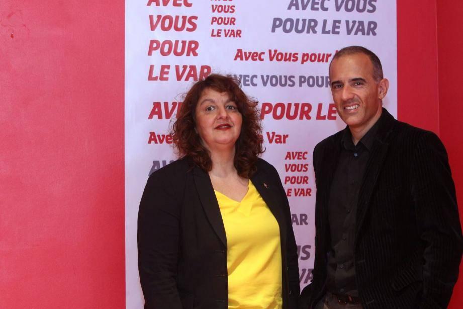 """Départementales 2015. Le Parti Socialiste Veut """"Réinvestir ... à Viviane Driquez"""