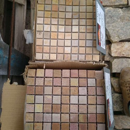 Destockage Amenagement Exterieur : Mosaique Bresil 3X3 • Ep13 encequiconcerne Destockage Pave Exterieur