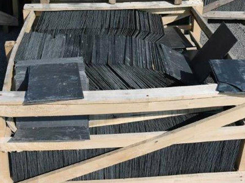 Déstockage Matériaux - Vue Sur Cour à Destockage Pave Exterieur