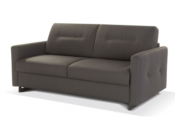 Dream - Canapé Convertible Rapido - 140 X 195 - Matelas 17 Cm avec Canapé Rapido 140 But