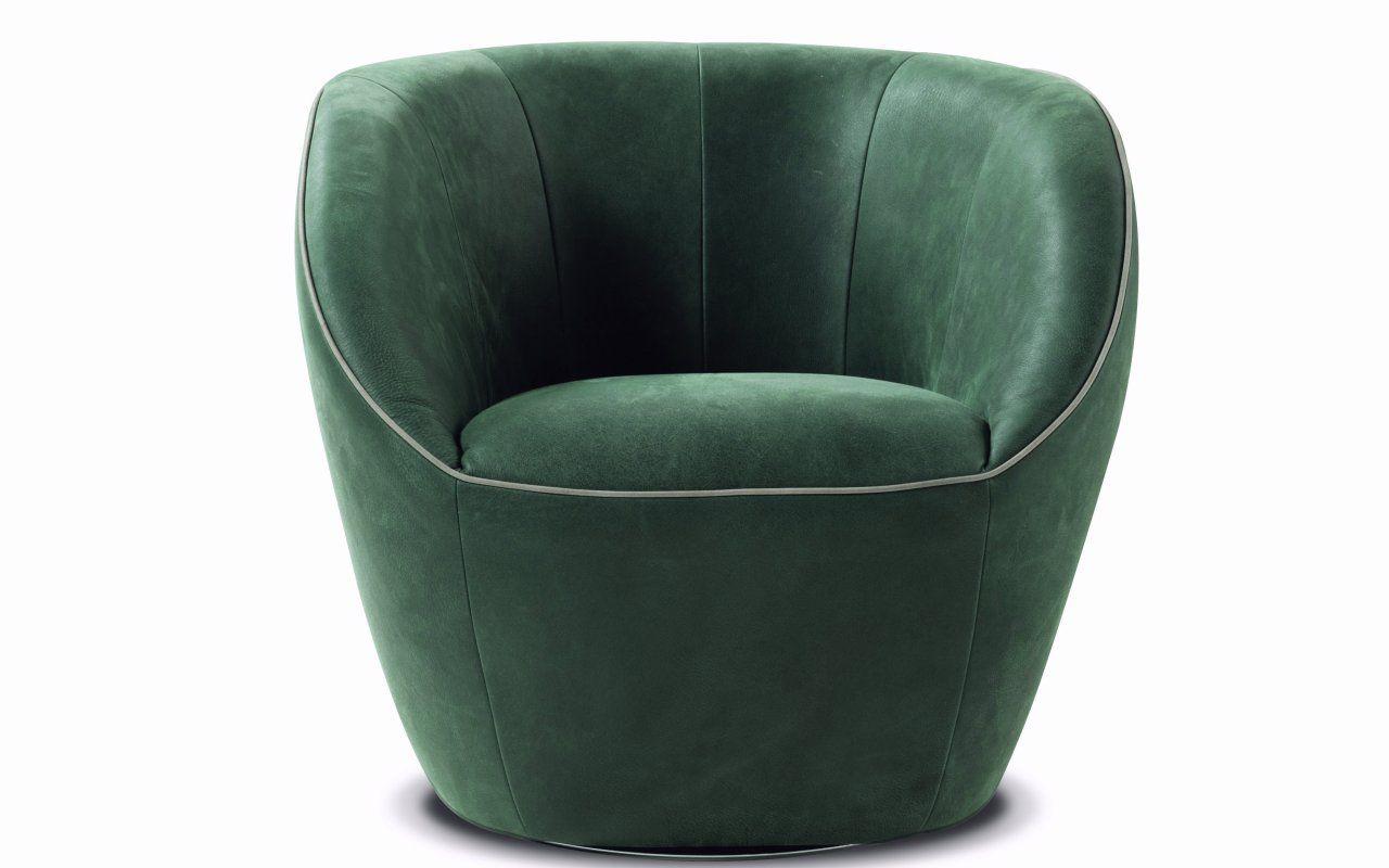 Edito Armchair - Sacha Lakic Design For The Roche Bobois ... tout Fauteuil Relax Design Roche Bobois