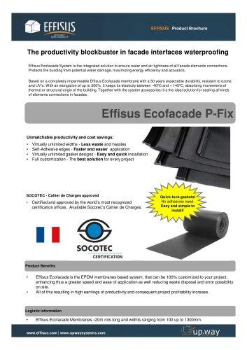 Effisus Easyrepair - Effisus - Pdf Catalogs ... serapportantà Effisus Bond Ft
