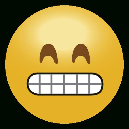 Emoji Emoticon Laugh - Transparent Png & Svg Vector File dedans Emoji Doigt D'Honneur Png