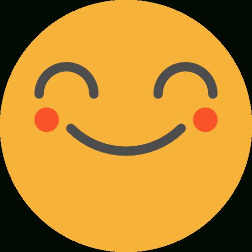 Emoticon Icon | Myiconfinder dedans Emoji Doigt D'Honneur Png