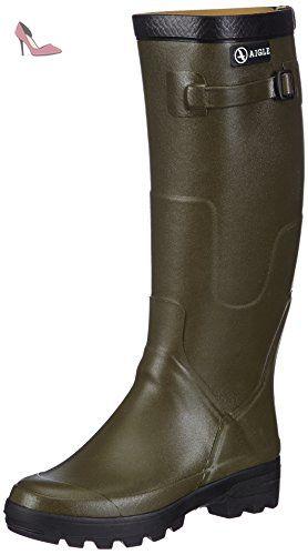 Épinglé Sur Chaussures Aigle concernant Chaussures Aigle Gamm Vert