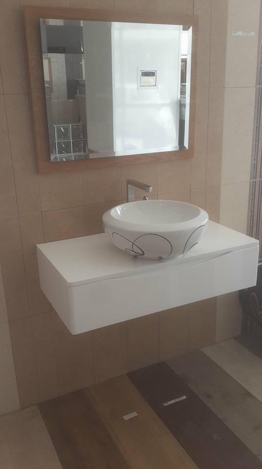 Épinglé Sur Equipements Sanitaire Tunisie Tunis La Marsa ... avec Vasque Design Italien