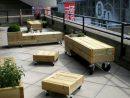Fabriquer Un Salon De Jardin : 24 Idées De Bricolage Pour ... à Fabriquer Un Rolling-Deck