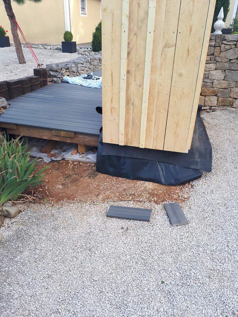 Fabriquer Une Cabine De Plage (De Piscine) | Local Piscine ... concernant Plan Pour Fabriquer Une Cabine De Plage En Bois