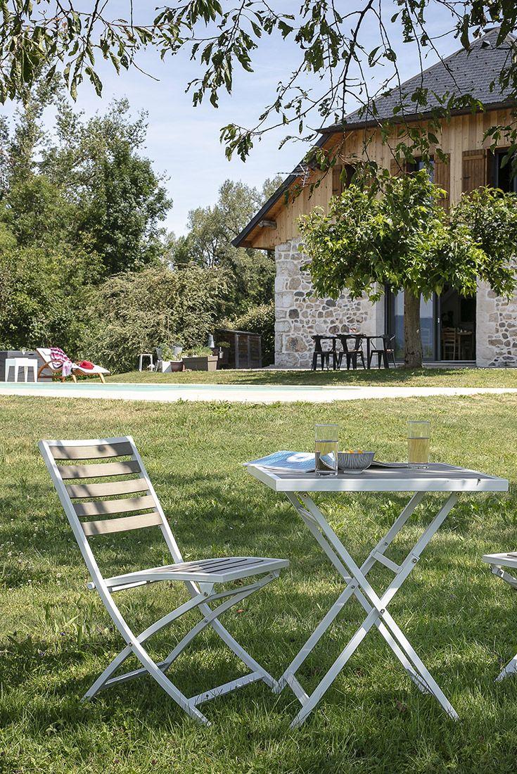 Fauteuil Jardin Castorama Frais Salon De Jardin Pliable ... concernant Palette Plastique Castorama