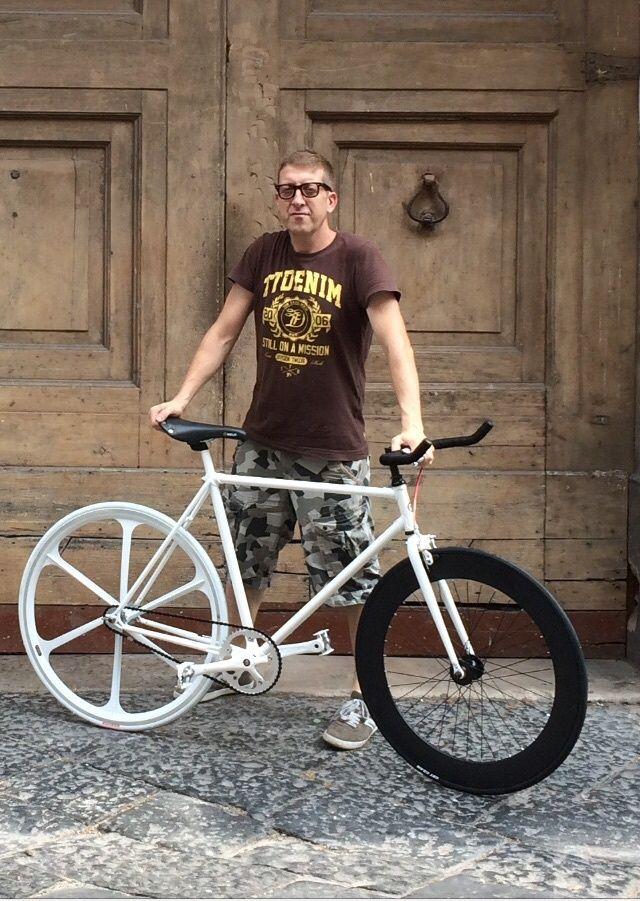 Fbt Fixed Bike Top   Bicicletta serapportantà Rack Cime