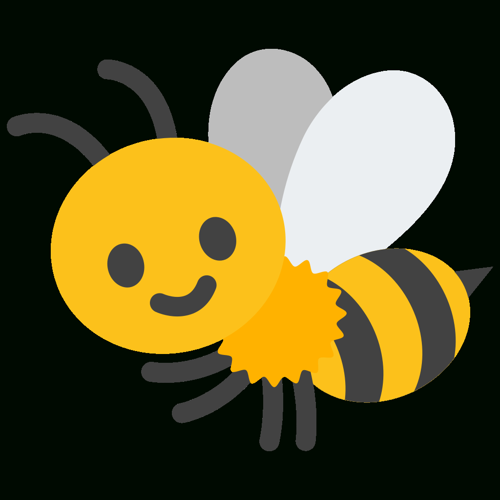 File:emoji U1F41D.svg - Wikimedia Commons intérieur Emoji Doigt D'Honneur Png