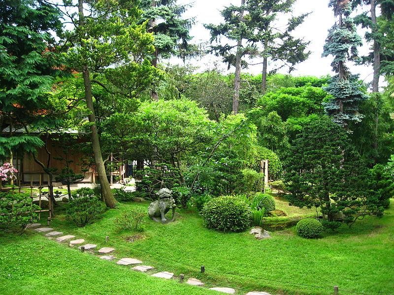 File:jardin Du Musée Albert-Kahn.le Village Japonais 03 By ... destiné Couvre Sol Japonais