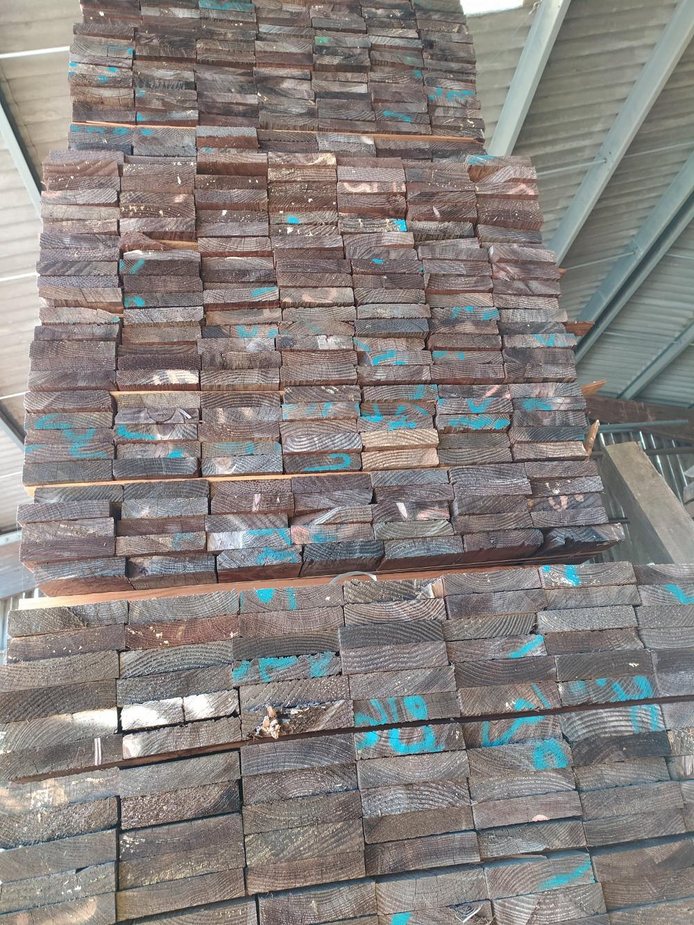 Grouazel - Déstockage Bois : Plots, Traverses, Semi-Avivés ... pour Destockage Plot Terrasse