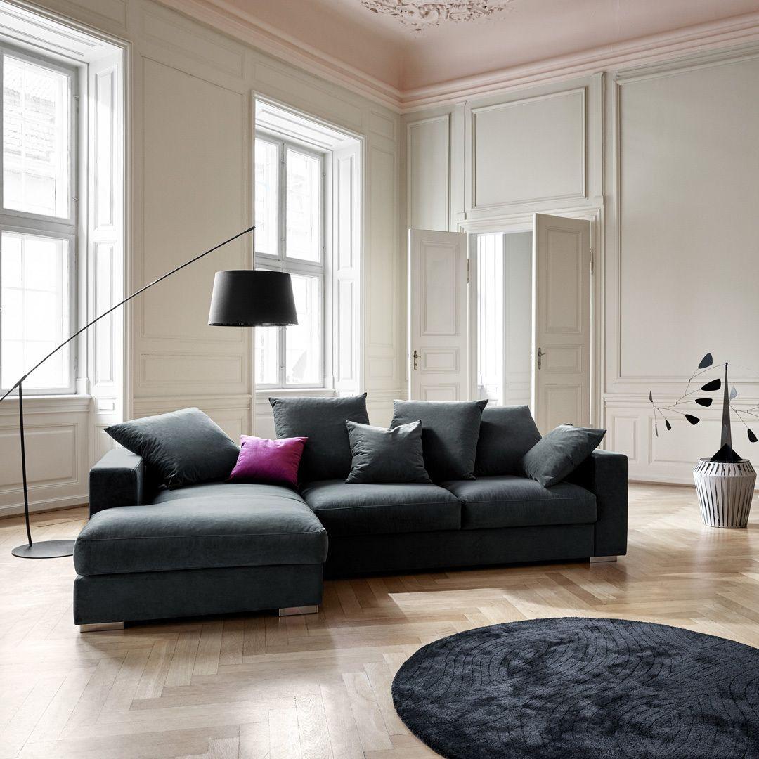 Have Your Sofa Take Centre Stage. #Boconcept #Sofa # ... tout Fauteuil Athena Boconcept