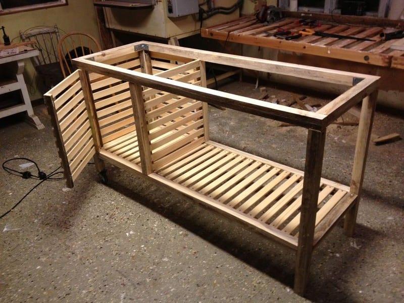 How To Build A Portable Kitchen - Your Projects@Obn tout Fabriquer Un Rolling-Deck