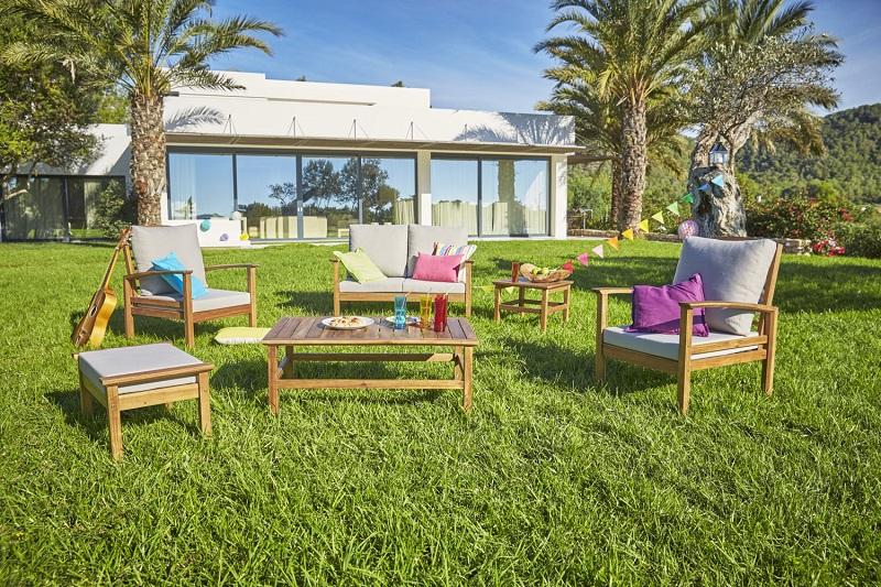 Hyba Salon Bas De Jardin New Morocco - Salon De Jardin Rue ... concernant Salon De Jardin Mr Bricolage Maroc