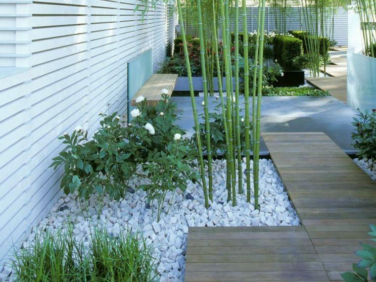 Idee Deco Jardin Avec Gravier - Idée De Déco pour Parterre Gravier