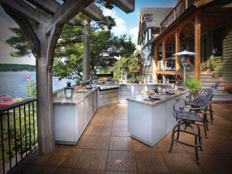 Idée Jardin Et Terrasse : Créer Un Salon De Jardin Convivial concernant Confection De Jardin Contemporain Et Convivial
