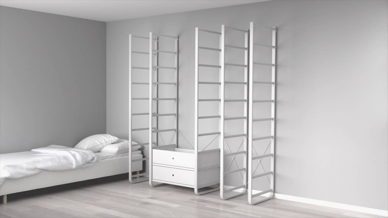 Ikea - Elvarli Système De Rangement - encequiconcerne Ikea