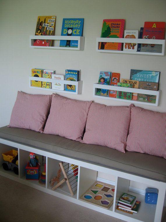 Ikea Kallax Éléphant Coussin Pour Chambre D'Enfant, Salle ... intérieur Coussin Banquette Ikea