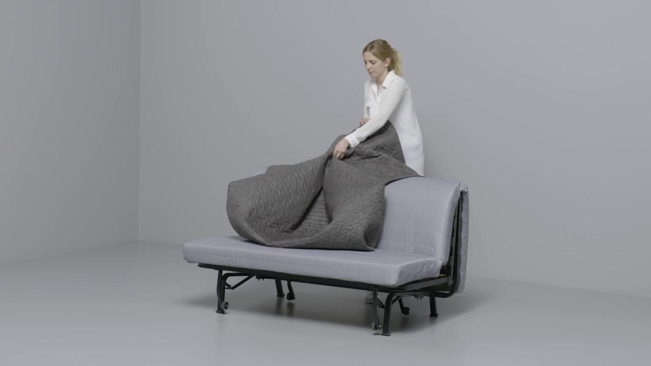 Ikea - Lycksele - Convertible 2 Places - intérieur Ikea