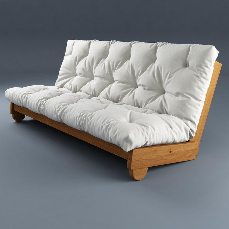 Ikea Sofa Futon Jual Ikea Flottebo Sofa Tempat Tidur Bed ... serapportantà Futon 1 Place Ikea