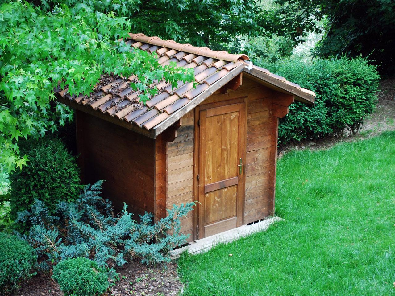 Installer Un Abri De Jardin Pour L'Hiver | Crédit Agricole ... encequiconcerne Abri De Jardin Pour Télescope