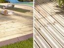 Installer Une Terrasse En Bois - Terrasse Facile Et Rapide ... avec Faire Soi-Même Sa Terrasse De Mobil Home