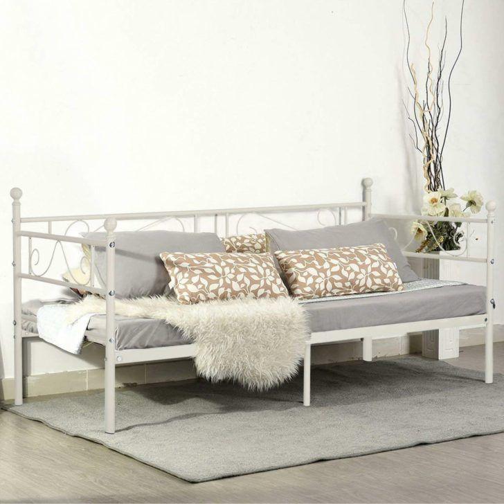 Interior Design:lit En Fer Banquette Lit Fer Forge Prix ... dedans Lit Fer Forgé Blanc Conforama