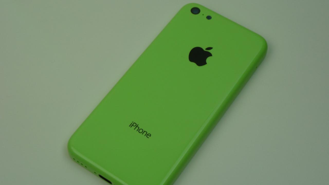 Iphone 5C (Low-Cost) : La Coque Du Smartphone S'Affiche ... tout Piscine Coque Low Cost